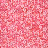 Aloha Batiks - Pink Yardage