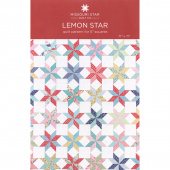 Lemon Star Quilt Pattern by Missouri Star