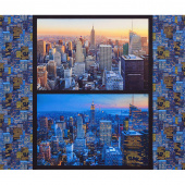 Cityscapes - New York Multi Digitally Printed Panel