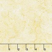 Pastel Parfait Batiks - Yolk Yardage