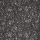 "Beautiful Backing - Go with the Flow Black Gray 108"" Wide Backing"