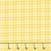 Home Grown - Plaid Yellow Yardage