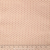 Eclectic Elements - Correspondence Symmetrical Red Yardage
