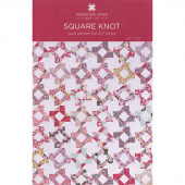 Square Knot Quilt Pattern by Missouri Star
