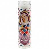 Quilt Happy - Saint Quiltoria Candle