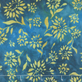 Artisan Batiks - Summer Flowers Breeze Yardage