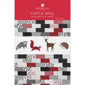 Castle Wall Quilt Pattern by Missouri Star