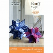 Fabriflair Centerpiece Stars Pattern