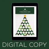 Digital Download - Christmas Tree Pattern by Missouri Star
