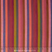 Kaffe Wovens - Narrow Stripe Spice Yardage