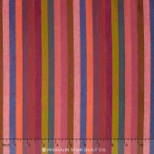 Kaffe Wovens - Narrow Stripe Spice Yardage