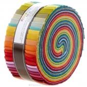 Kona Cotton Paintbox Basics Coordinates Roll Up