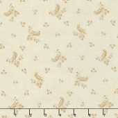 Collection for a Cause - Compassion Birds & Branches Ivory Yardage