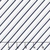Something Borrowed - Stripe Gray Yardage
