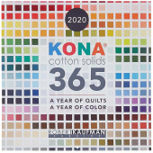Kona® Cotton Solids 2020 Wall Calendar