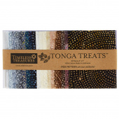 Tonga Treats Batiks - Colorwheel Earth Minis