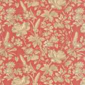 La Rose Rouge - Ghislaine Rouge Yardage