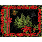 Festive Forest Place Mats Kit