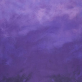Sky - Ombre Noble Purple Digitally Printed Yardage