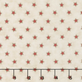 Portsmouth - Star Stone Red Yardage