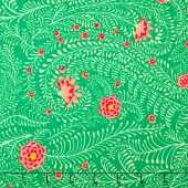 Kaffe Collective Spring 2017 - Shade Ferns Green Yardage