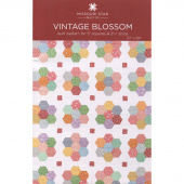 Vintage Blossom Quilt Pattern by Missouri Star