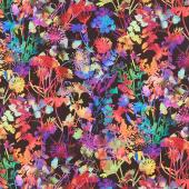 Urban Jungle - Flowers Multi Yardage