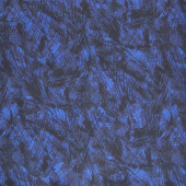 "Beautiful Backing - Go with the Flow Dark Blue 108"" Wide Backing"