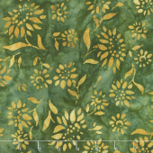 Artisan Batiks - Summer Flowers Meadow Yardage