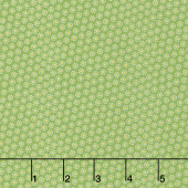 Sugar Sack - Daisy Dot Green Yardage