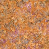 Artisan Batiks - Inspired by Nature Leaves Gold Yardage