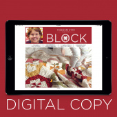 Digital Download - BLOCK Magazine Winter 2014 - Vol 1 Issue 1