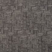 Collection for a Cause - Sunshine - Basket Weave Black Yardage