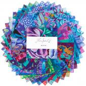 Kaffe Florals Blues Charm Pack