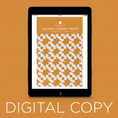 Digital Download - Jacob's Ladder Remix Quilt Pattern by Missouri Star