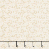 Blackwood Cottage - Paisley Cream Yardage