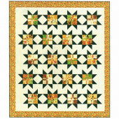 Missouri Star Shades of the Season Disappearing 4-Patch Star Kit