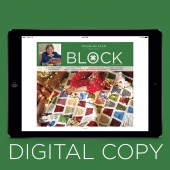 Digital Download - BLOCK Magazine Holiday 2016  Vol 3 Issue 4