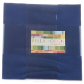 Bella Solids Admiral Blue Junior Layer Cake