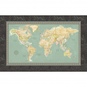 Meridian world map multi panel whistler studios windham meridian kit publicscrutiny Image collections