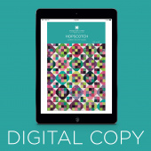 Digital Download - Hopscotch Quilt Pattern by Missouri Star