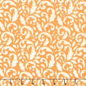 All Hallow's Eve- Flourish Pumpkin Yardage
