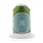 Missouri Star 50 WT Cotton Thread Palmetto Green