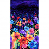 Novelty - Night Bloom Multi Panel
