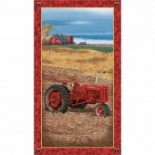 On the Farm - Tractor Multi Panel