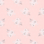 Colette - Small Rose Bouquets Petal Yardage