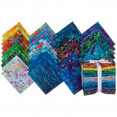 Artisan Batiks - Totally Tropical Fat Quarter Bundle