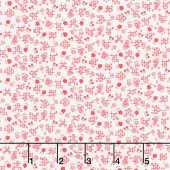 Love Letters - Tic Tac Toe Cream Yardage