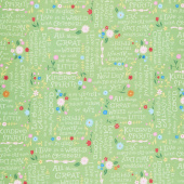 Kindred Spirits: Anne of Green Gables - Quotes Green Yardage