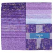 Artisan Spirit - Shimmer Pansy Metallic Tiles